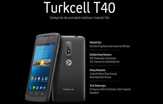 Turkcell Gebze isimli telefonunu tanıttı