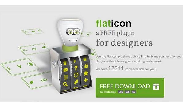 Flaticon ile binlerce ikon elinizin altında