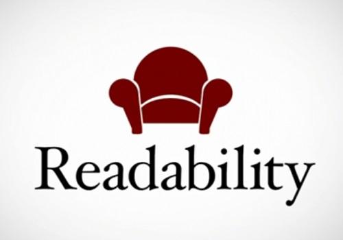 Readability ile reklamsız okuma yapın