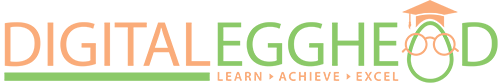Digital Egghead Logo