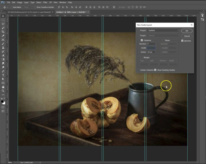 Photoshop Guide Layout - 01