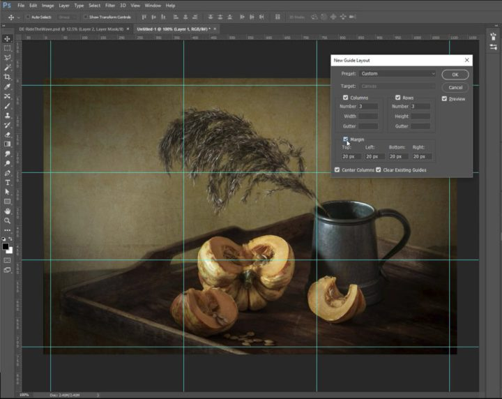 Photoshop Guide Layout - 04