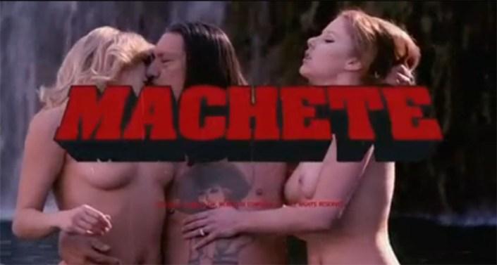 Machete Faketrailer