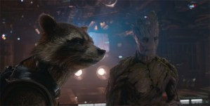 Guardians of the Galaxy- Rocket und Groot