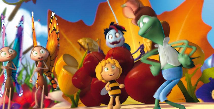 Die Biene Maja - Szenenbild 2