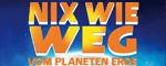 Nix wie weg 3D-Logo