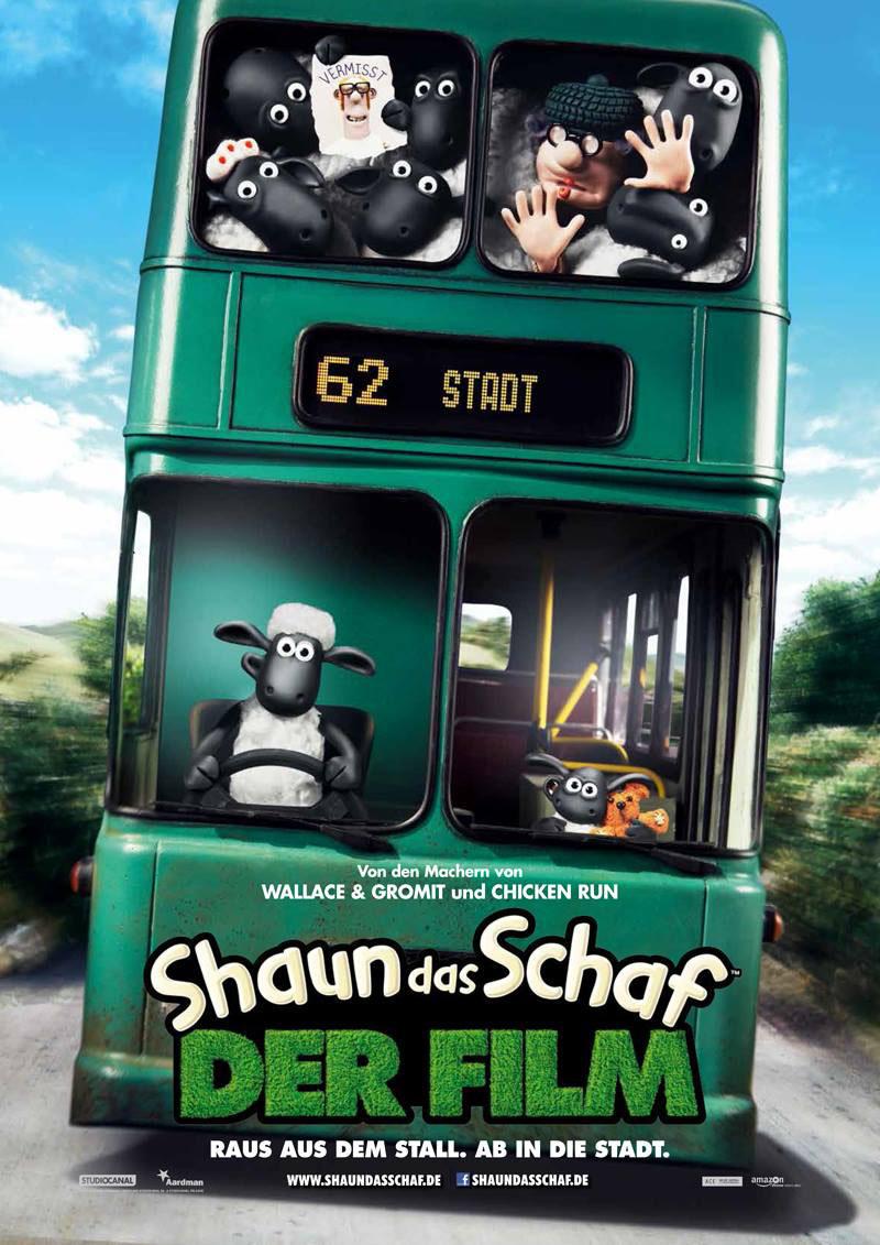 Shaun das Schaf - Der Film - Plakat