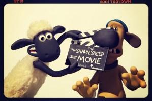 SHAUN DAS SCHAF - Kinofilm