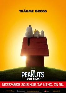 Die Peanuts - Der Film - Plakat