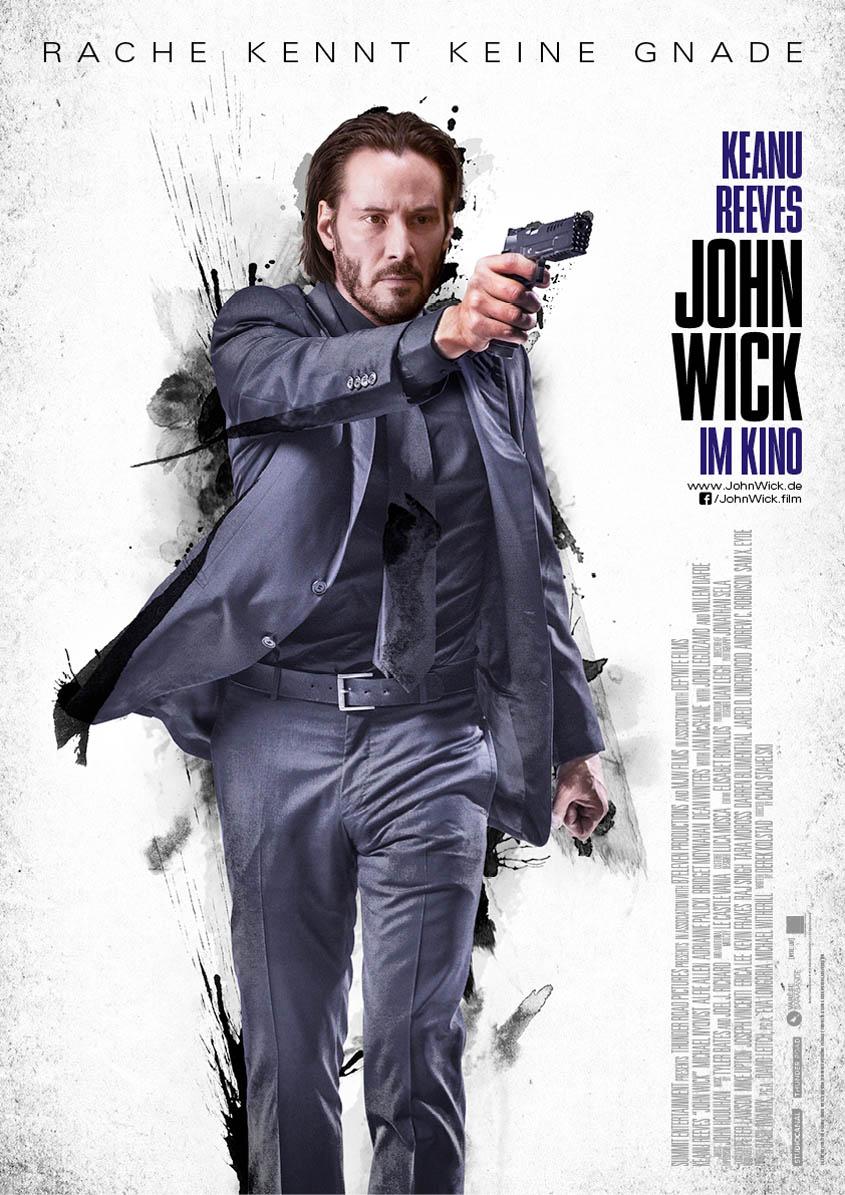 John Wick - Plakat