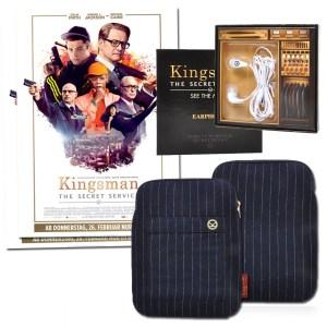 Gewinne Kingsman - The Secret Service