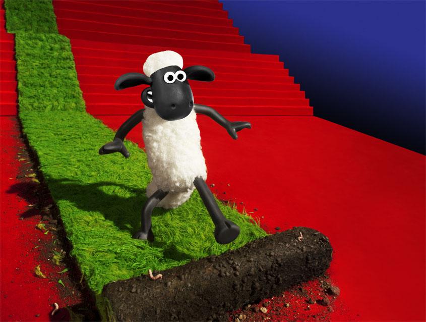 Shaun das Schaf - Roter Teppich
