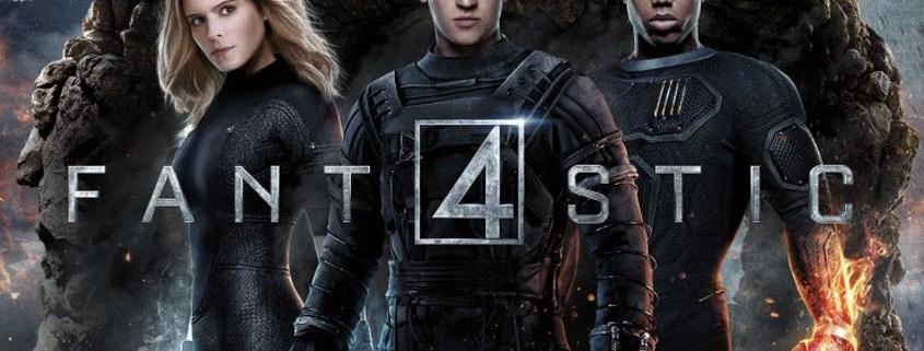 Fantastic Four- Plakat