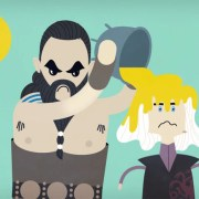 Game Of Thrones- Dumb Ways to Die