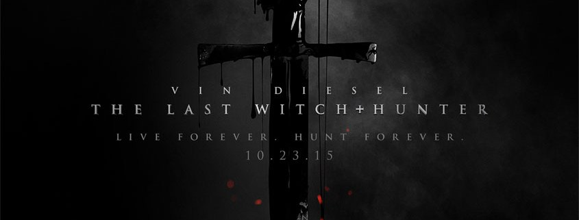 The Last Witchhunter -Plakat
