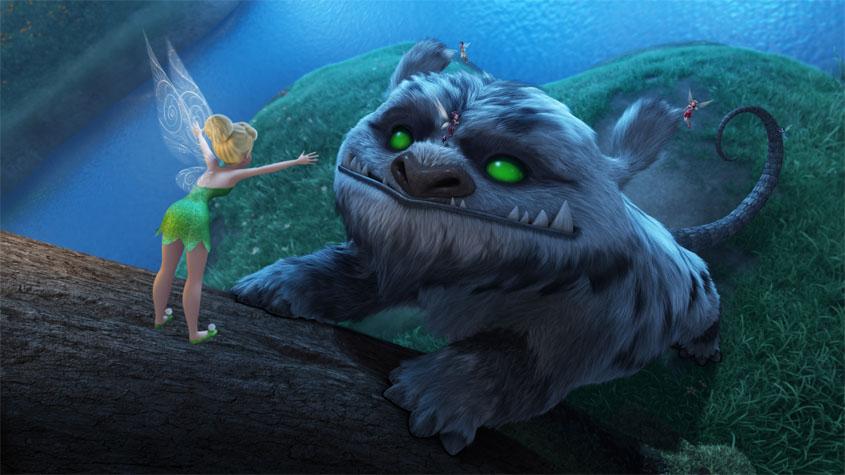 Tinkerbell und die Legende vom Nimmerbiest -Szenenbild