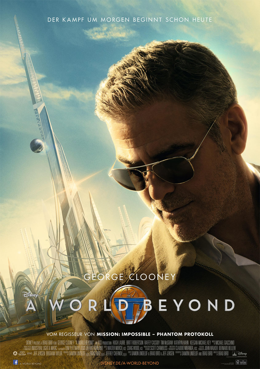 A Wold Beyond -Plakat