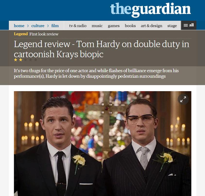 Guardian Review Legend