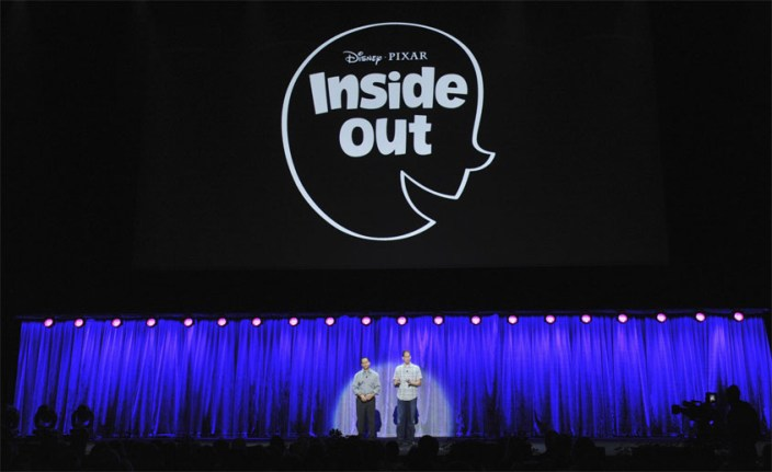 Inside Out-Präsentation