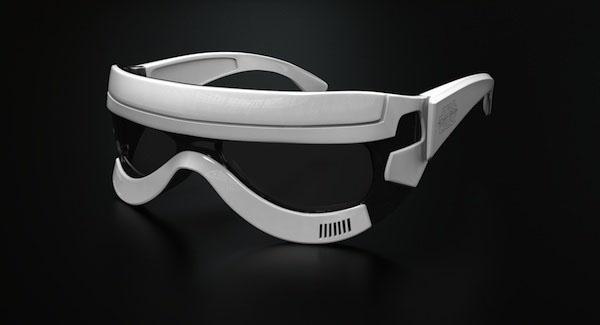 Star Wars Erwachen der Macht 3D Brille Stormtrooper
