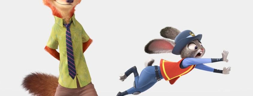 Zoomania- Szenenbild 1
