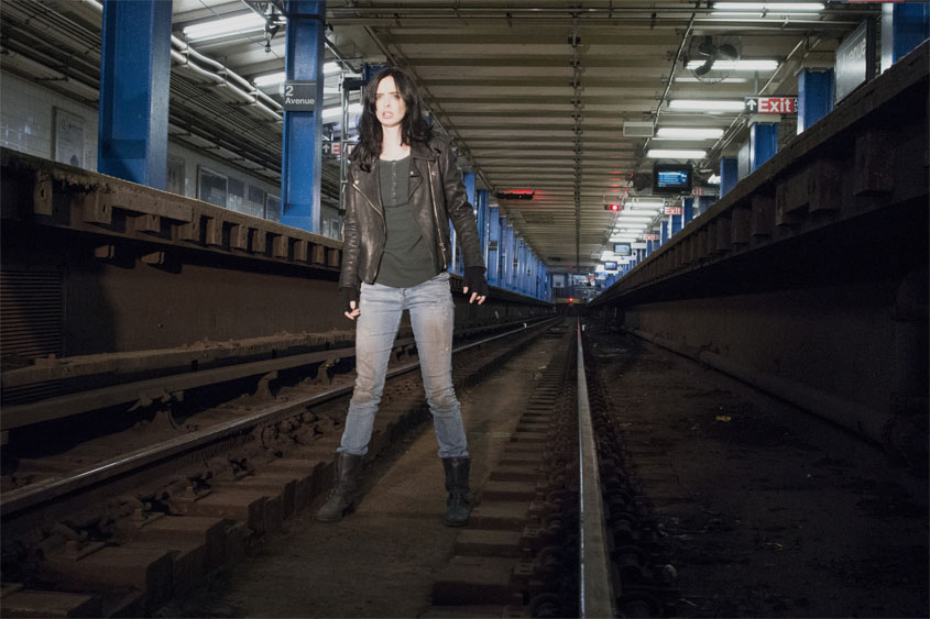 Jessica Jones - Szenenbild 1