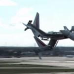 Boing Flugzeug Frankfurt Transformers