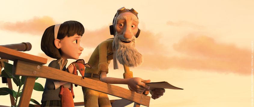 Der Kleine Prinz -Szenenbild 3