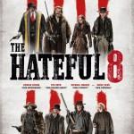 The Hateful 8 - Plakat