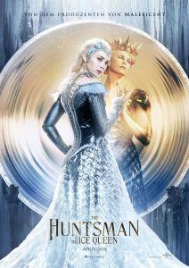 THE HUNTSMAN AND THE ICE QUEEN - Plakat