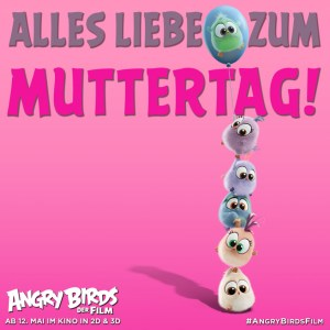 Angry Birds - Muttertag