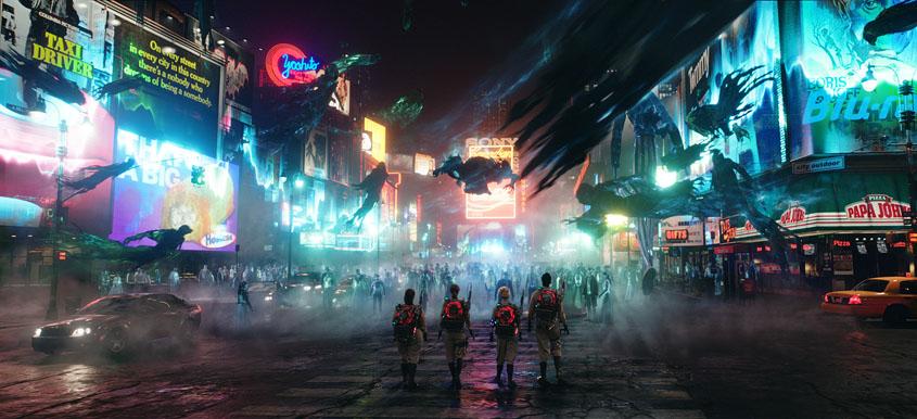 Ghostbusters- Szenenbild 1