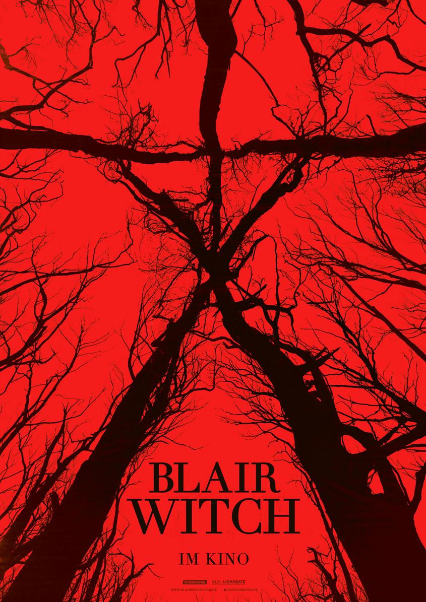 Blair Witch - Plakat