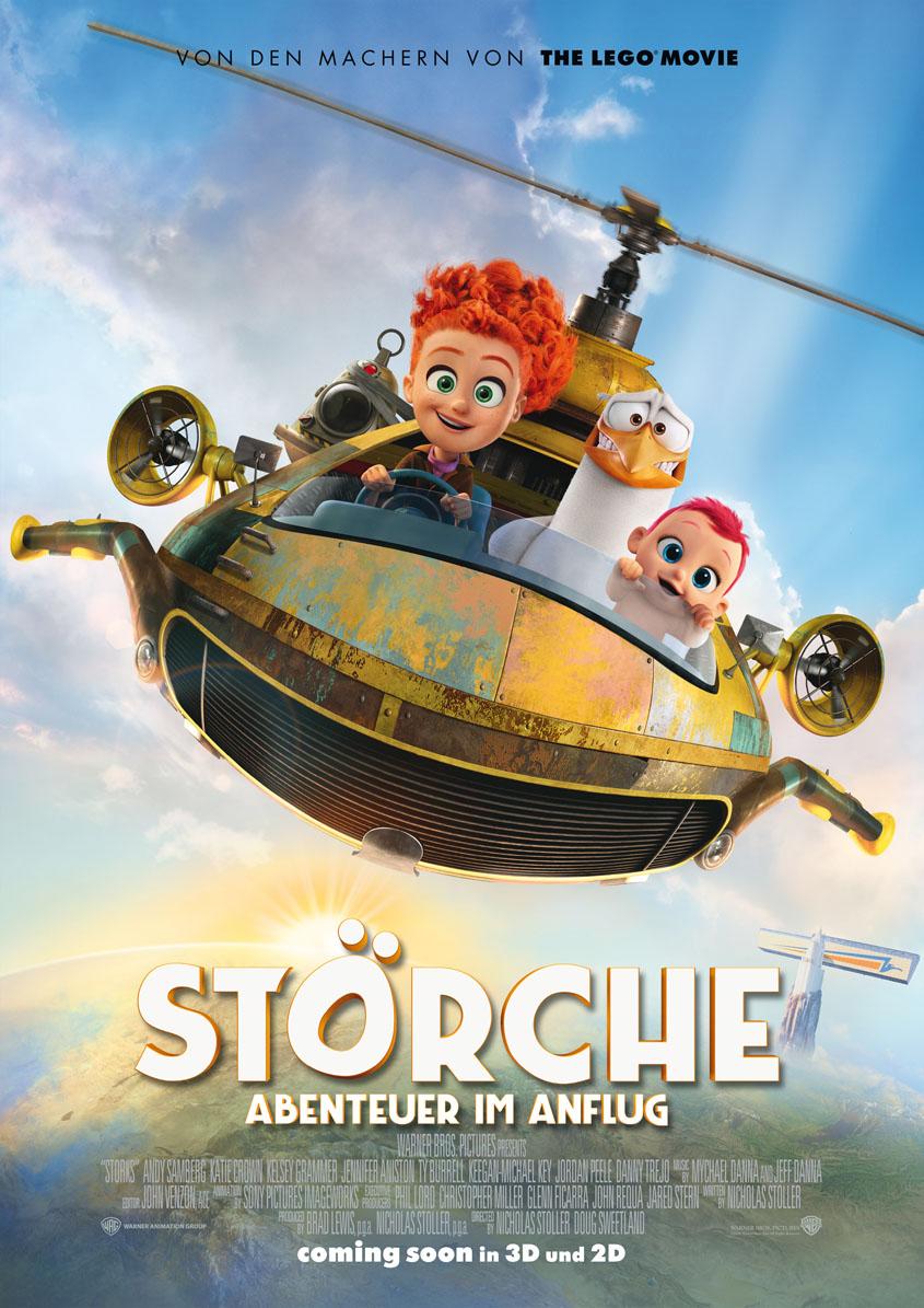 Störche-Abenteuer-im-Anflug-Plakat