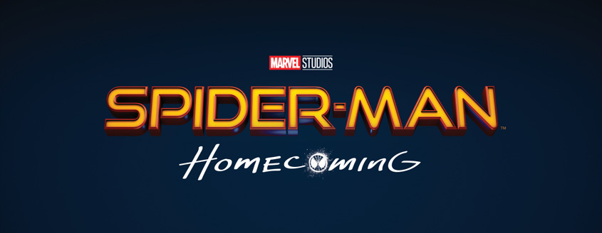 Spider-Man Homecoming- Logo
