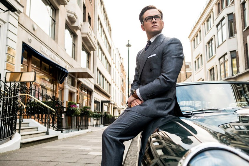 Kingsman- The Golden Circle 3D -Szenenbild