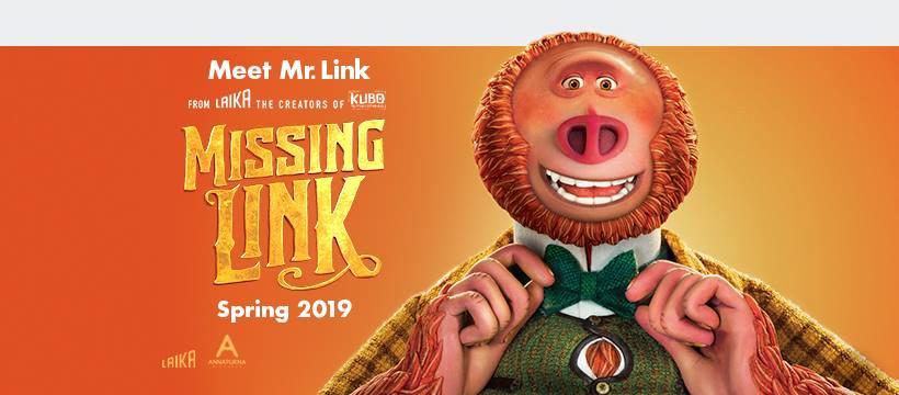 Laika Missing Link
