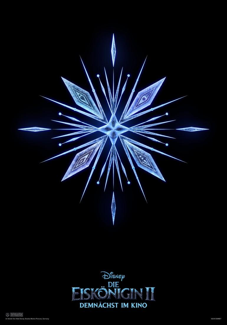 Teaserplakat - Die Eiskönigin 2