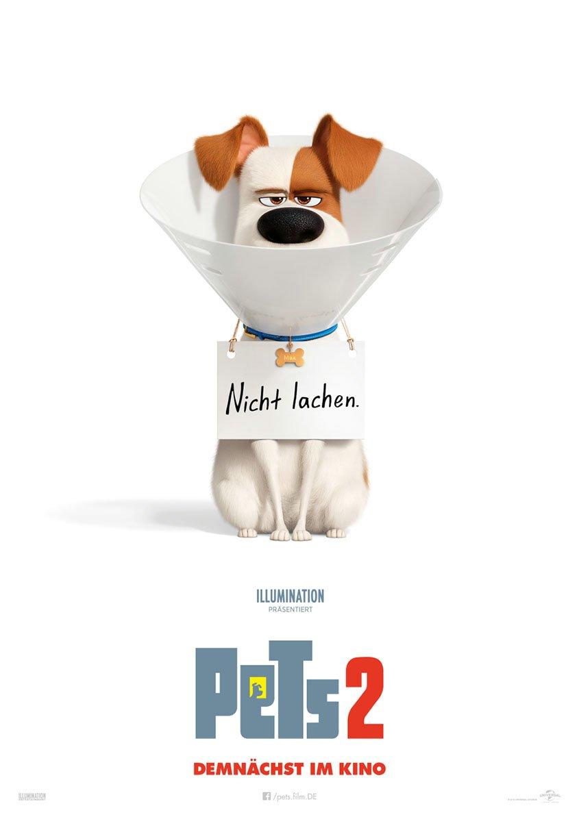 Pets 2- Plakat