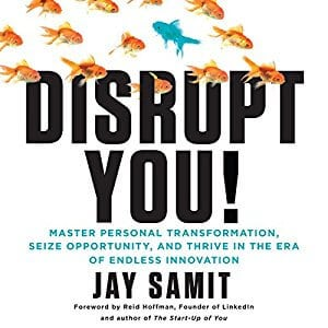 Disrupt you! Audiobook Cover