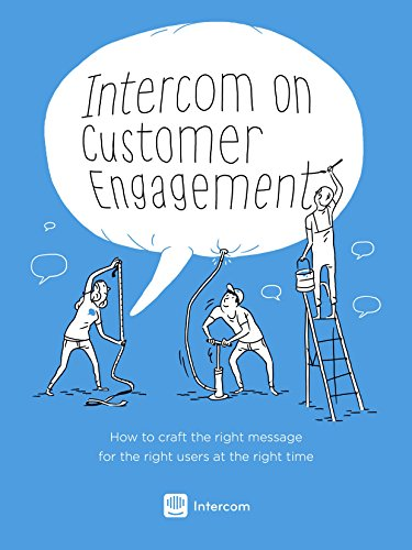 Intercom on Customer Engagements eBook Cover