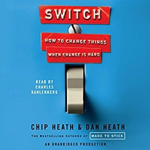Switch Audiobook Cover