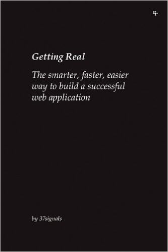 Getting Real eBook Cover