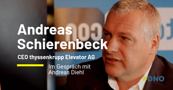 Interview Andreas Schierenbeck