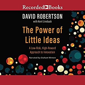 The power of little ideas_Hörbuch