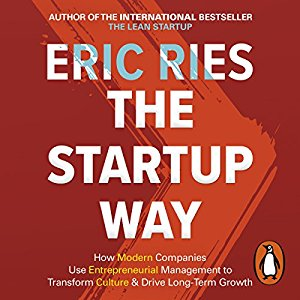 The Startup Way Hörbuch