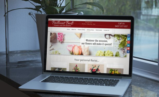 Web and graphic design - online shop - Newcastle