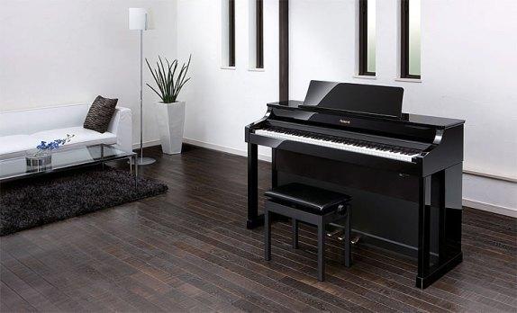Digitale piano huren