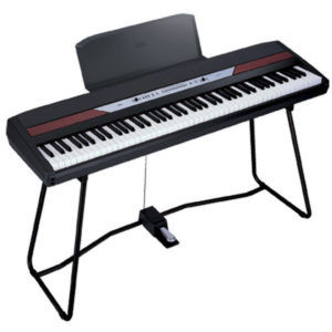 Korg sp 250 digitale stage piano huren
