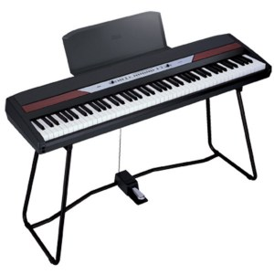 Korg sp 250 digital stage piano hire